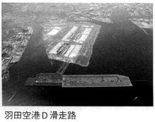 羽田空港D滑走路