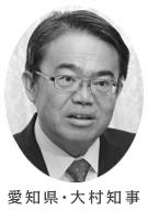 愛知県・大村知事